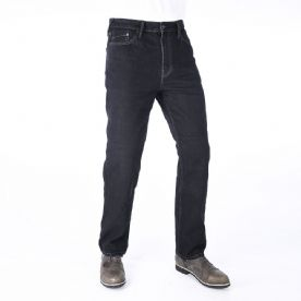 Oxford straight fit Jeans  Black  Regular Leg